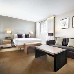 Suite Hilton Leeds City hotel Fotos