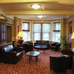Hall BEST WESTERN Linton Lodge Hotel Fotos
