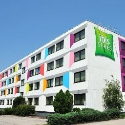 Außenansicht ibis Styles Linz (ex all seasons) Fotos