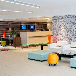 Reception ibis Styles Linz (ex all seasons) Fotos