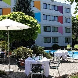 Terrasse ibis Styles Linz (ex all seasons) Fotos