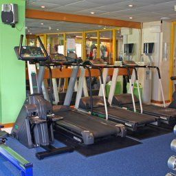 Wellness/fitness area JCT.2 Holiday Inn COVENTRY M6 Fotos