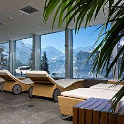Area wellness Silberhorn Best Western Fotos