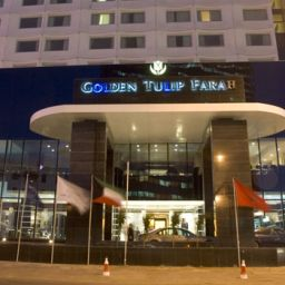 Exterior view Golden Tulip Farah Casablanca Fotos