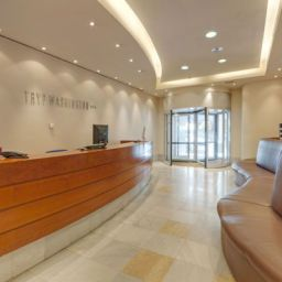 Hall TRYP Madrid Washington Hotel Fotos