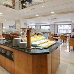 Restaurant TRYP Madrid Washington Hotel Fotos