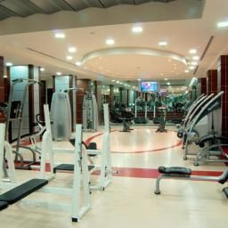 Wellness/fitness area Holiday Inn JEDDAH - AL SALAM Fotos