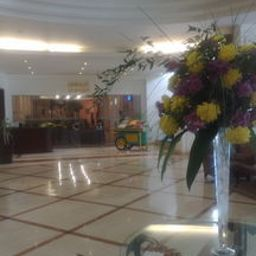 Hall Holiday Inn JEDDAH - AL SALAM Fotos