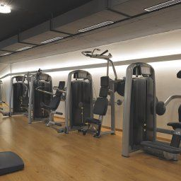 Wellness/fitness Basel Radisson Blu Hotel Fotos
