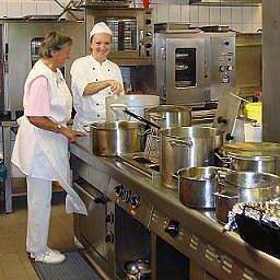 Kitchen Franck Landhotel Fotos