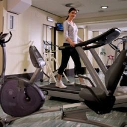 Wellness/fitness area Best Western Galles Milano Fotos