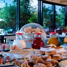 Breakfast room Best Western Galles Milano Fotos