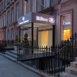 Exterior view Hilton Edinburgh Grosvenor hotel Fotos