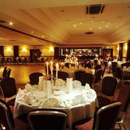 Banqueting hall Hilton Edinburgh Grosvenor hotel Fotos