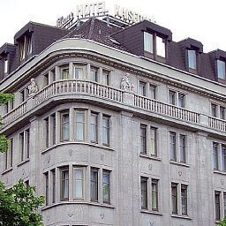 Фасад Central-Hotel Kaiserhof Fotos