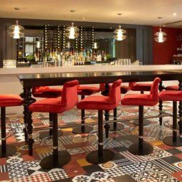 Bar Hilton Nottingham hotel Fotos