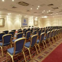 Conference room Hilton Nottingham hotel Fotos