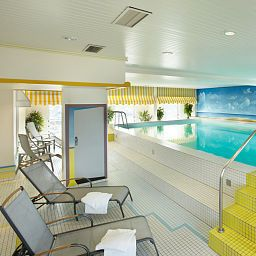 Pool Best Western Premier Arosa Fotos