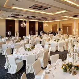 Banqueting hall Best Western Premier Arosa Fotos