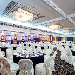 Banqueting hall London Radisson Blu Portman Fotos