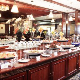 Buffet Howard Plaza Hotel Taipei Fotos