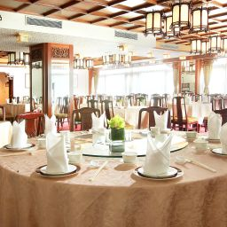 Restaurant Howard Plaza Hotel Taipei Fotos