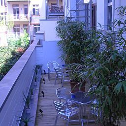 Terrace Cristall Fotos