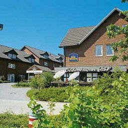 Exterior view Best Western Oldentruper Hof Fotos
