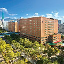 Exterior view Howard Plaza Hotel Taipei Fotos