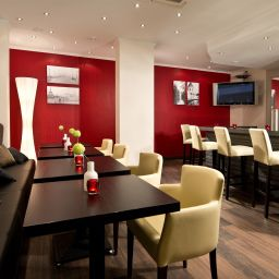 Breakfast room within restaurant Leonardo Heidelberg City Center Fotos