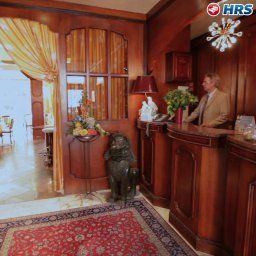 Ресепшен Quality Hotel Bavaria Fotos