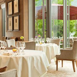 Breakfast room within restaurant Althoff Seehotel Überfahrt Fotos