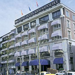 NH Grand Hotel Krasnapolsky Амстердам
