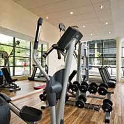 Sala fitness Courtyard Paris Saint Denis Fotos