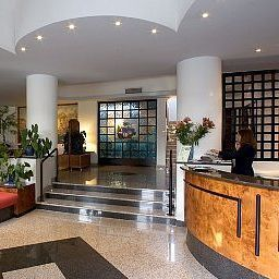Reception Caravel Albergo Caravel Fotos
