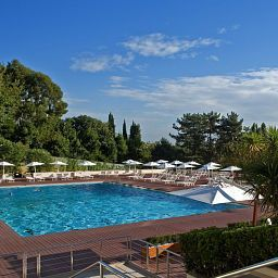 Piscine Atahotel Villa Pamphili Fotos
