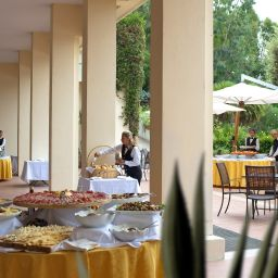 Restaurant Atahotel Villa Pamphili Fotos