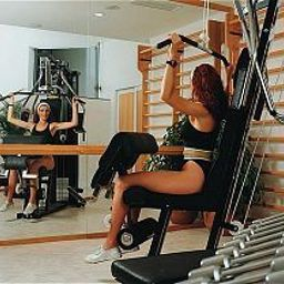 Fitness room Punta Molino Resort and Spa Fotos