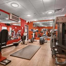 Wellness/fitness Hilton Basingstoke hotel Fotos