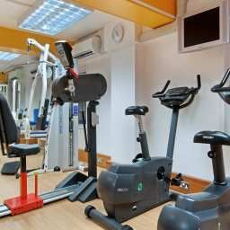 Sala spa/fitness Hilton Bath City hotel Fotos
