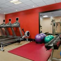 Wellness/fitness area Hilton Watford hotel Fotos