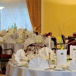 Sala de banquetes Courtyard by Marriott Airport Fotos