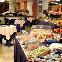 Buffet Mokinba Hotels Cristallo Fotos