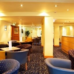 Hall Best Western Banbury House Fotos