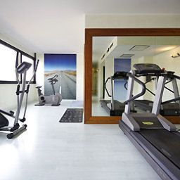 Тренажерный зал/Фитнес ibis Styles Milano Agrate Brianza (ex all seasons) Fotos