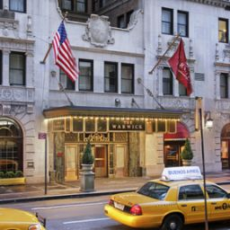 Exterior view Warwick New York Hotel Fotos