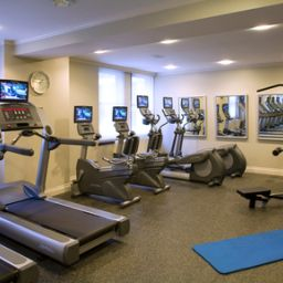 Wellness/fitness area Warwick New York Hotel Fotos