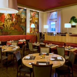 Restaurant Warwick New York Hotel Fotos