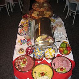 Buffet Goya Fotos