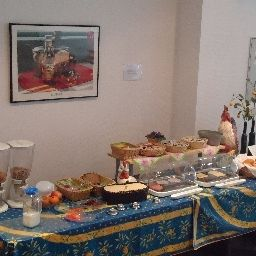 Buffet Kessing Garni Fotos